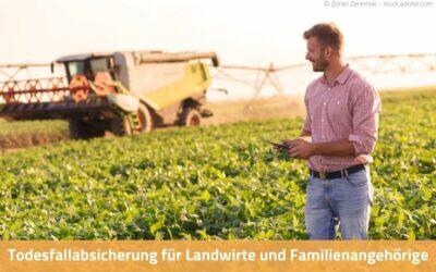 Todesfallabsicherung für Landwirte